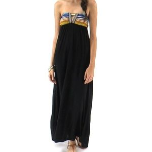 NWT RIP CURL Caliente Maxi Dress